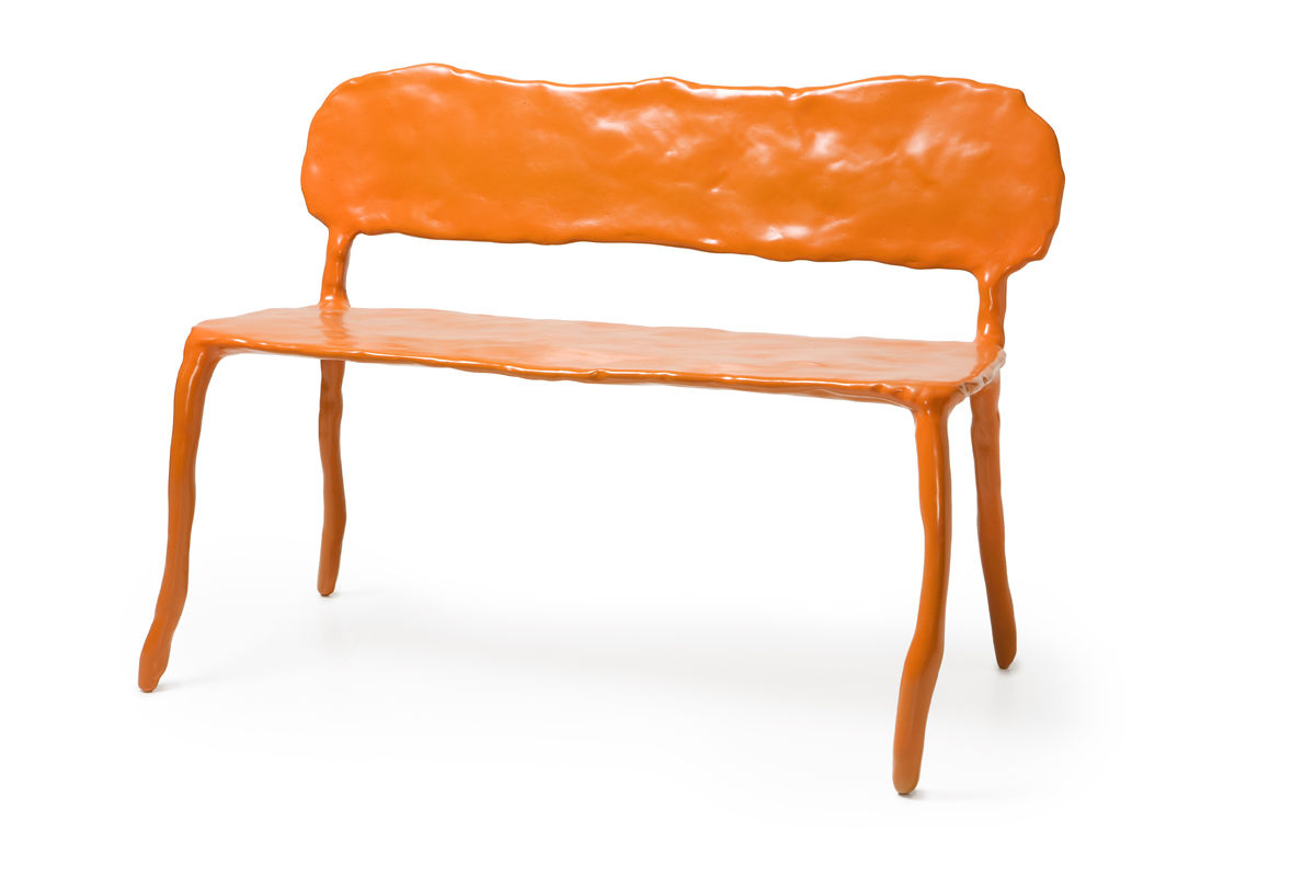 Maarten Baas/Clay Bench