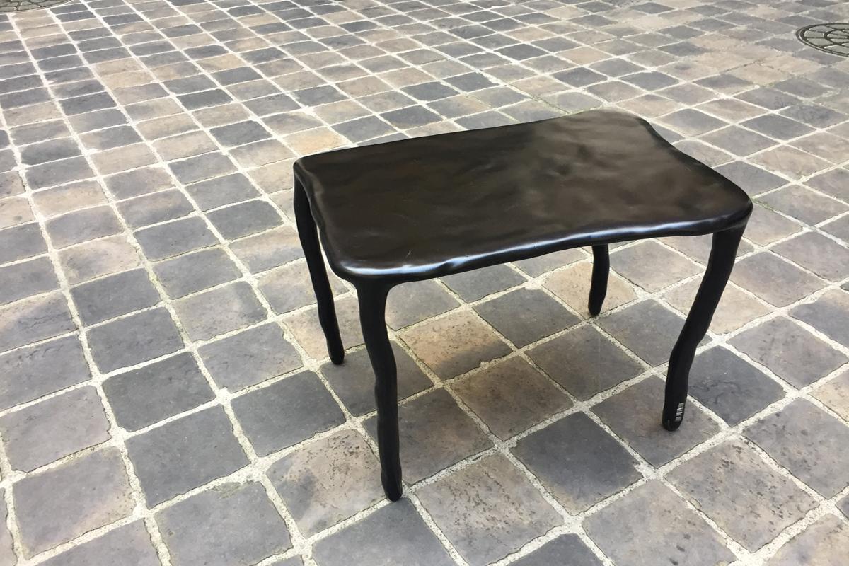 Maarten Baas/Clay Side table