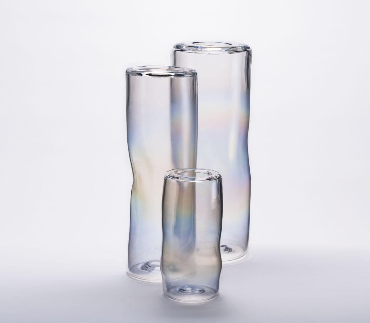Mattéo Gonet/Vases irisés