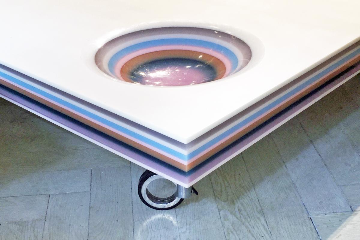 Richard Hutten/99 table