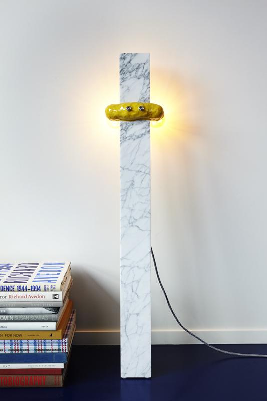 Vincent Loiret/Lampe Marteau  / wall version