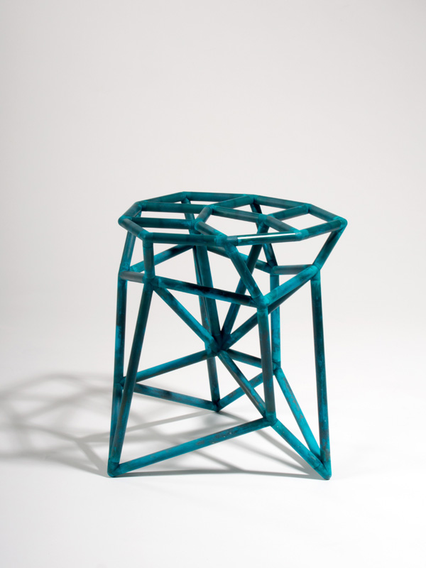 Studio Minale Maeda/Gravity stool