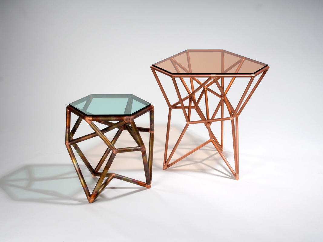 Studio Minale Maeda/Gravity side table