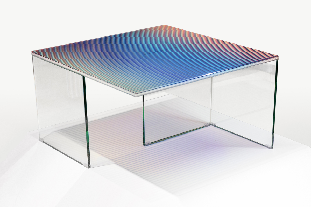 Rive Roshan/Trichroic table