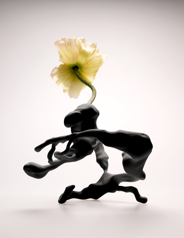 Marcel Wanders/Air born snotty vase