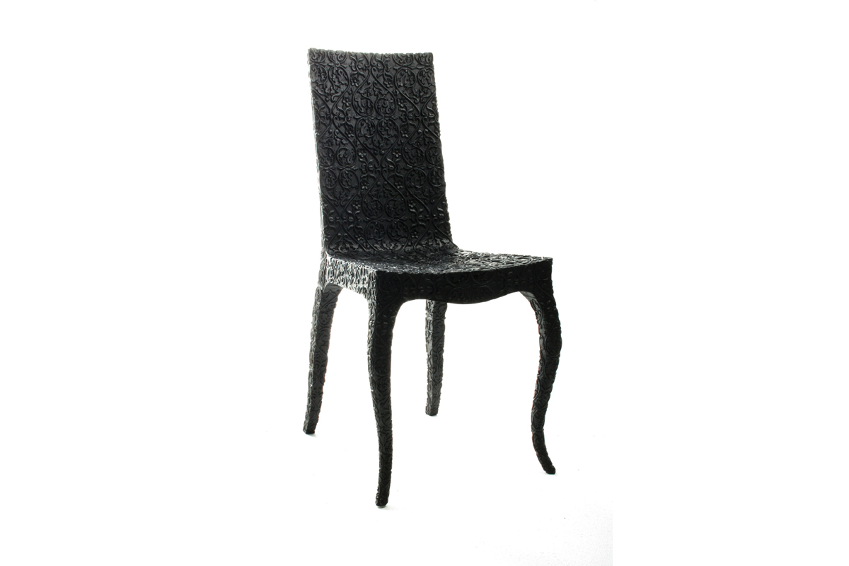 Marcel Wanders/Carved chair