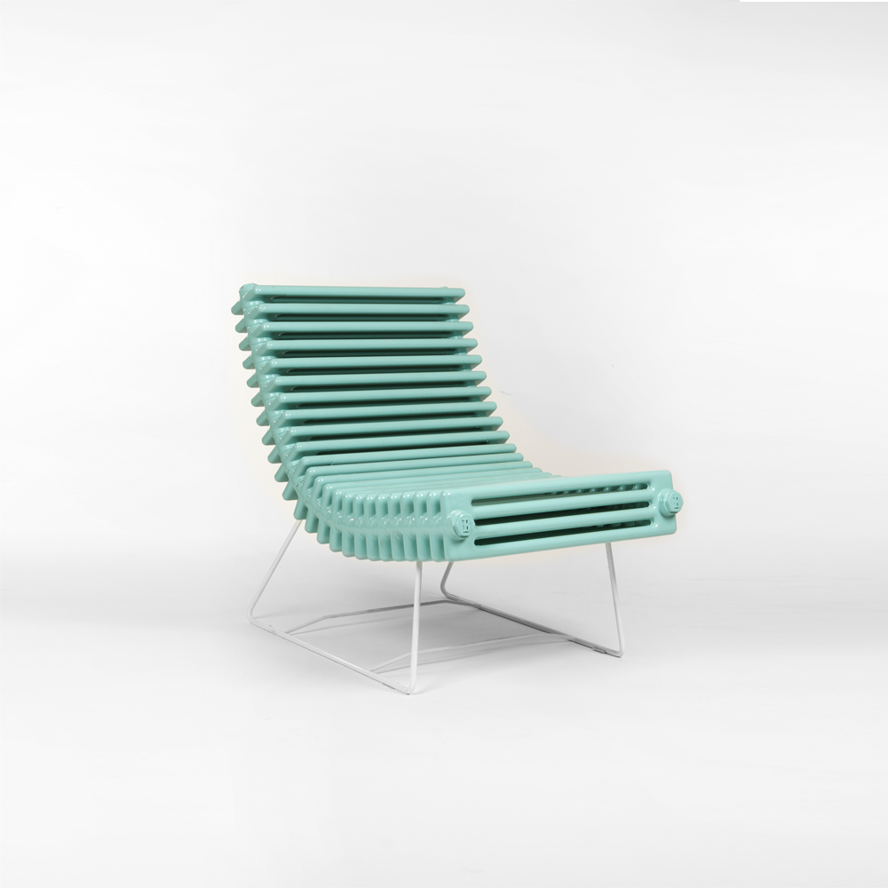 Boris Dennler/Radiator Chair