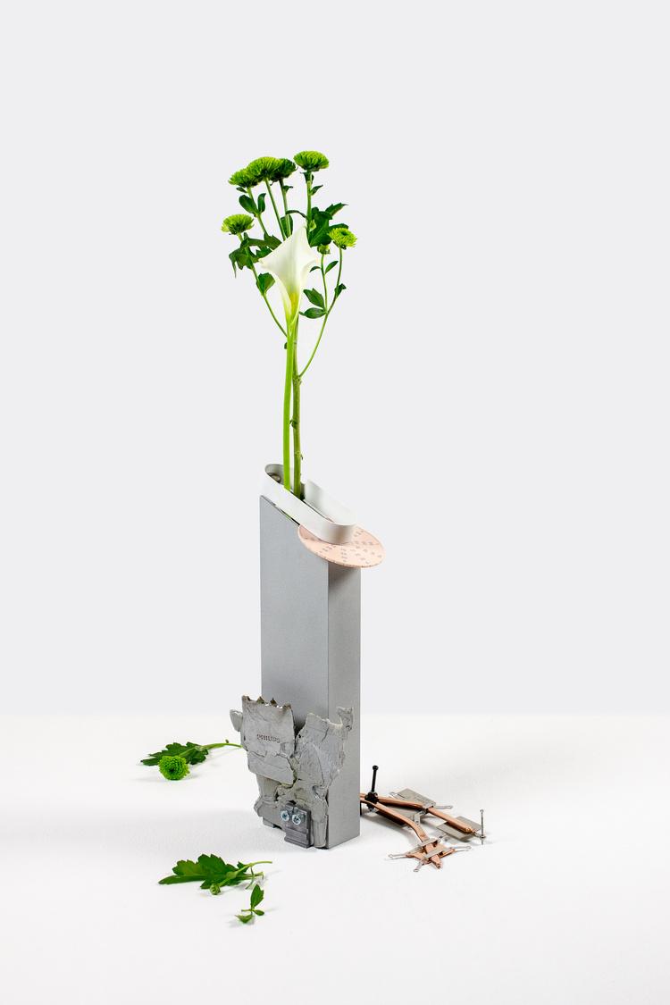 Floriane Dulurieb/Coral Vase