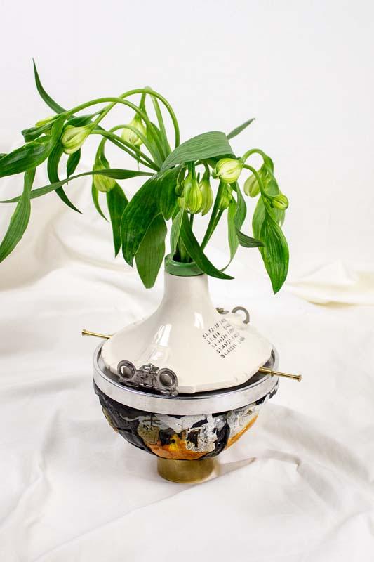 Floriane Dulurieb/Remora Gold Vase